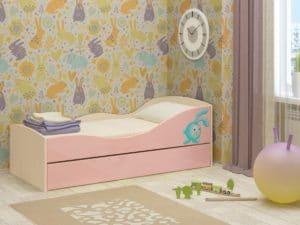 Детская выдвижная кровать Юниор-10 8350 рублей, фото 5 | интернет-магазин Складно