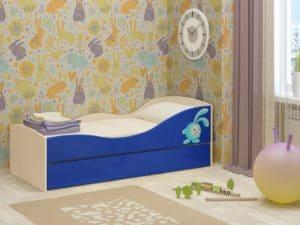 Детская выдвижная кровать Юниор-10 8350 рублей, фото 8 | интернет-магазин Складно