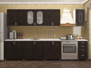 Кухонный гарнитур Боско 2,6 м 26750 рублей, фото 3 | интернет-магазин Складно