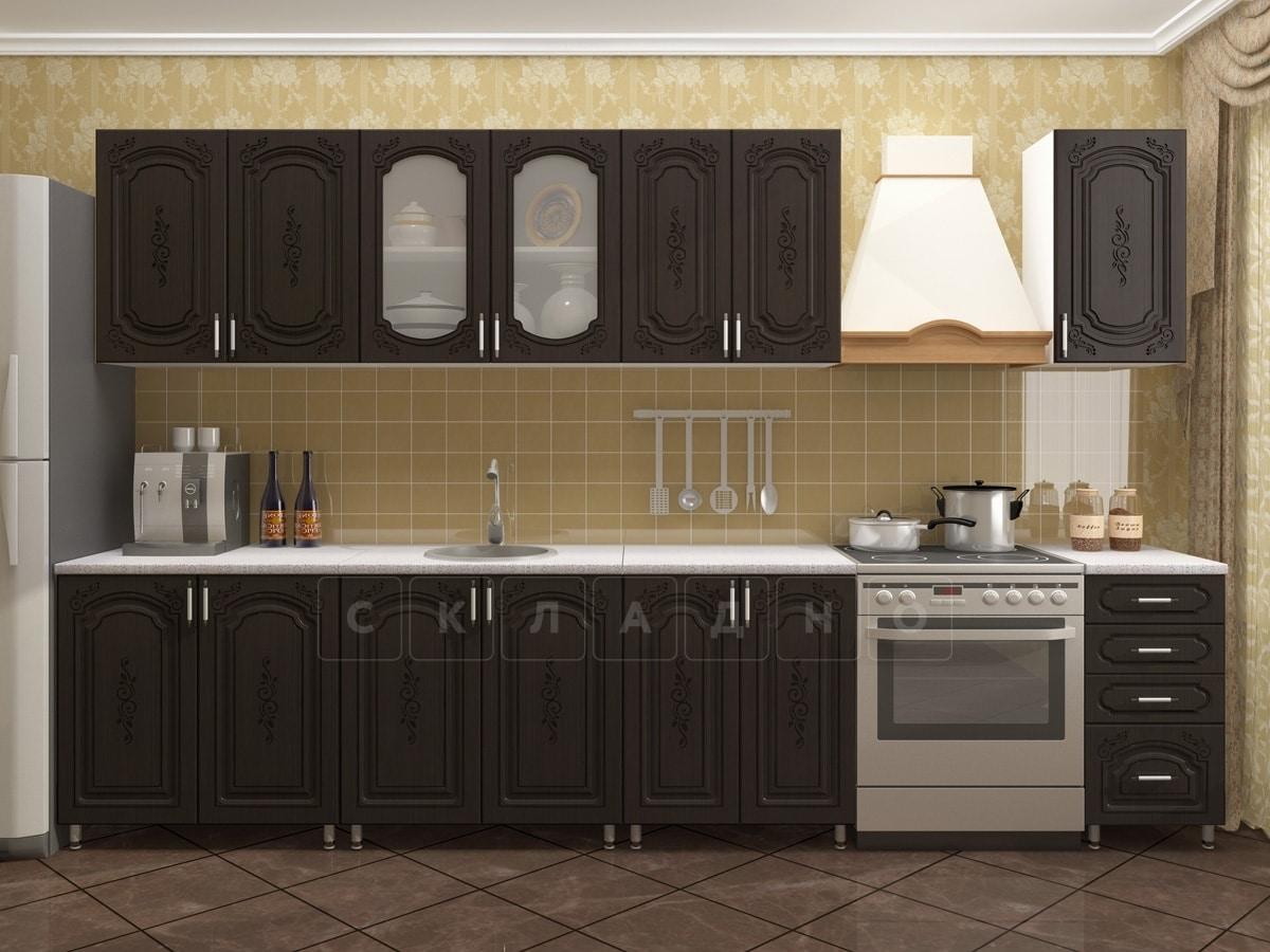 Кухонный гарнитур Боско 2,6 м фото 3 | интернет-магазин Складно