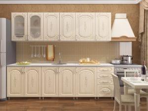 Кухонный гарнитур Боско 2,5м 16790 рублей, фото 1 | интернет-магазин Складно