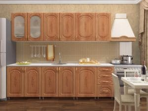 Кухонный гарнитур Боско 2,5м 16790 рублей, фото 2 | интернет-магазин Складно