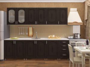 Кухонный гарнитур Боско 2,5м 16790 рублей, фото 3 | интернет-магазин Складно