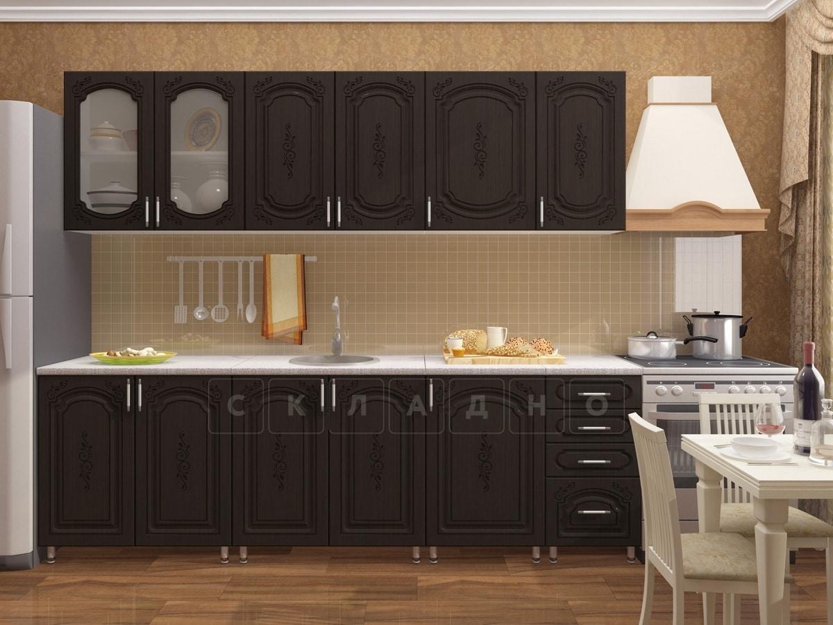 Кухонный гарнитур Боско 2,5м фото 3 | интернет-магазин Складно