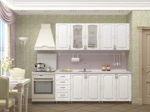 Кухонный гарнитур Белла 2,0м 12990 рублей, фото 1 | интернет-магазин Складно