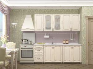 Кухонный гарнитур Белла 2,0м 12990 рублей, фото 2 | интернет-магазин Складно