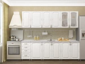 Кухонный гарнитур Белла 2,5 м  22750  рублей, фото 1 | интернет-магазин Складно