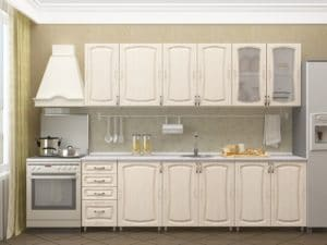 Кухонный гарнитур Белла 2,5 м 22750 рублей, фото 2 | интернет-магазин Складно