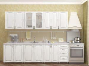 Кухонный гарнитур Белла 2,6 м  23270  рублей, фото 1 | интернет-магазин Складно
