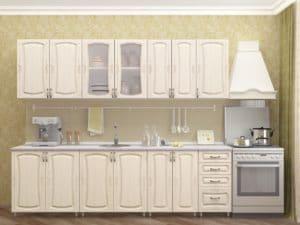 Кухонный гарнитур Белла 2,6 м 23270 рублей, фото 2 | интернет-магазин Складно