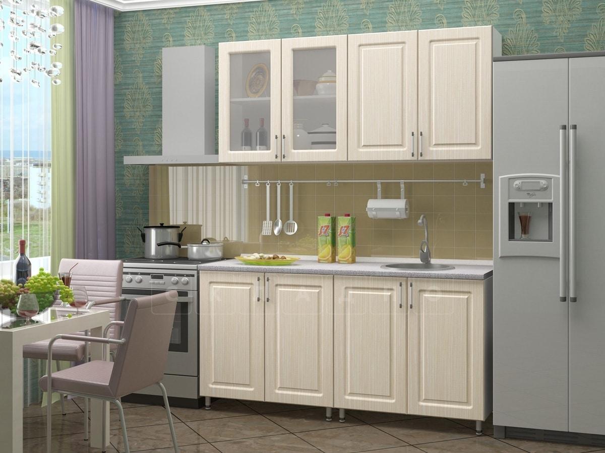 Кухонный гарнитур Венеция 1,6м фото 1 | интернет-магазин Складно