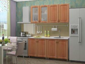 Кухонный гарнитур Венеция 1,6м 9370 рублей, фото 2 | интернет-магазин Складно