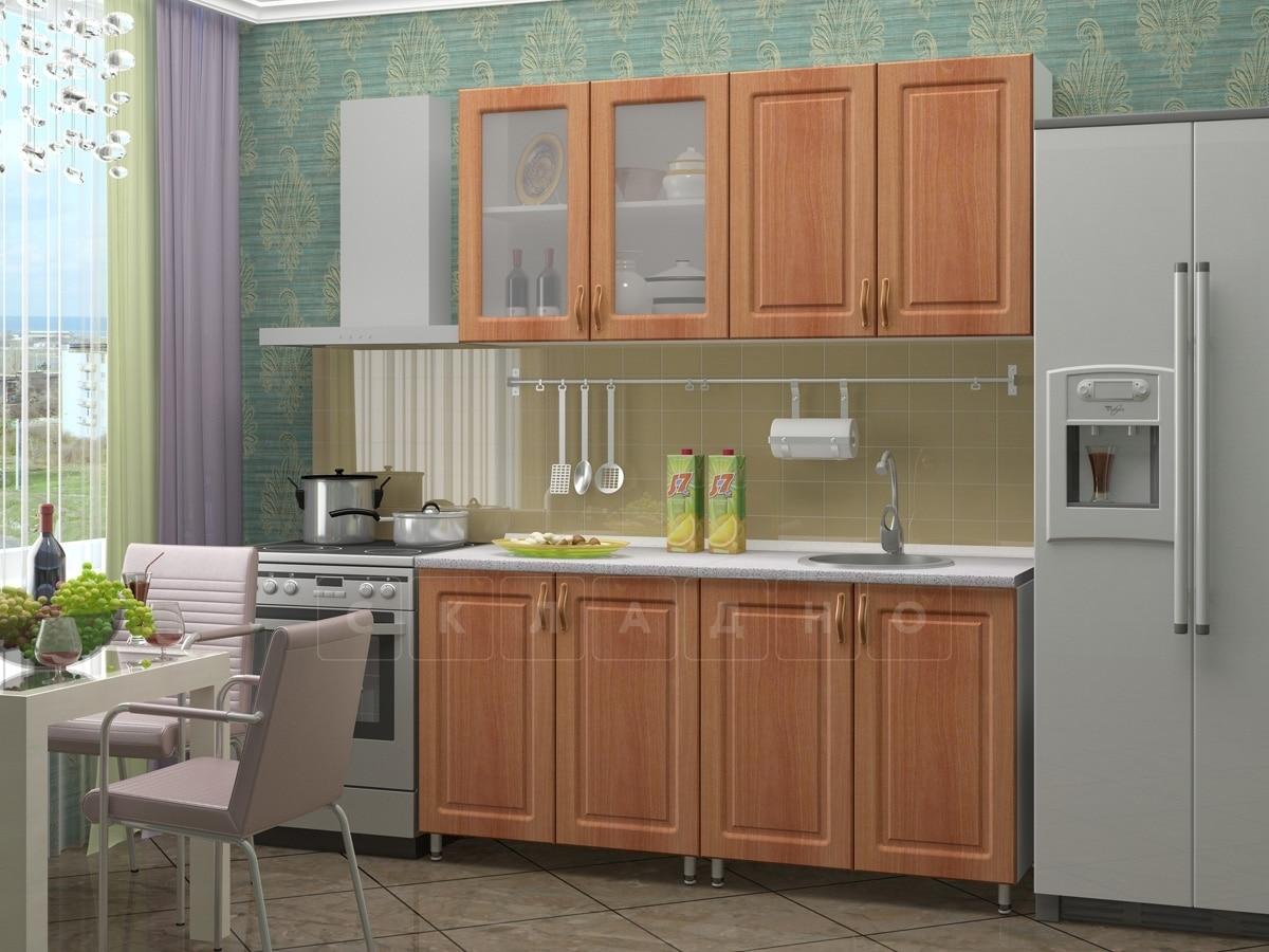 Кухонный гарнитур Венеция 1,6м фото 2 | интернет-магазин Складно