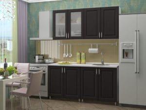 Кухонный гарнитур Венеция 1,6м 9370 рублей, фото 3 | интернет-магазин Складно