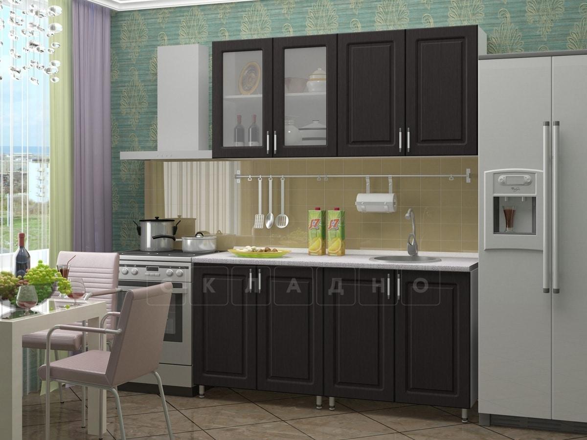 Кухонный гарнитур Венеция 1,6м фото 3 | интернет-магазин Складно