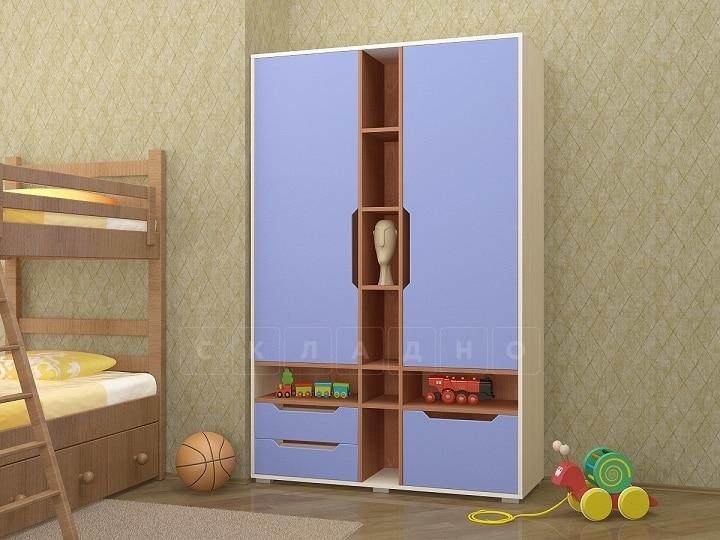 Шкаф в детскую Робинзон фото 1 | интернет-магазин Складно