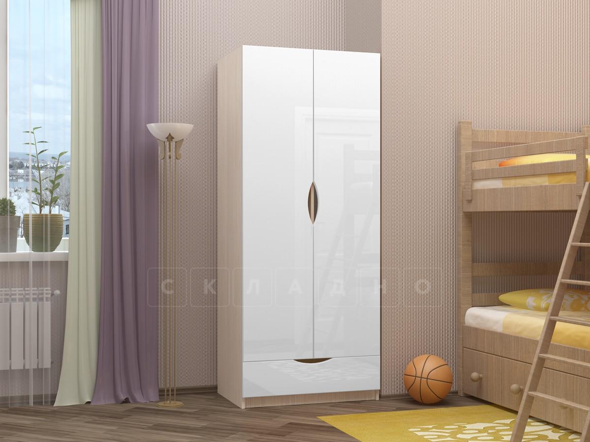 Шкаф в детскую Бемби-3 фото 11 | интернет-магазин Складно