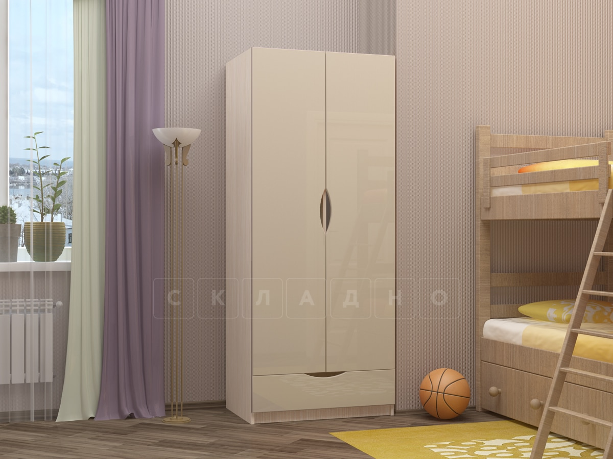 Шкаф в детскую Бемби-3 фото 10 | интернет-магазин Складно