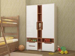 Шкаф в детскую Робинзон 13830 рублей, фото 9 | интернет-магазин Складно