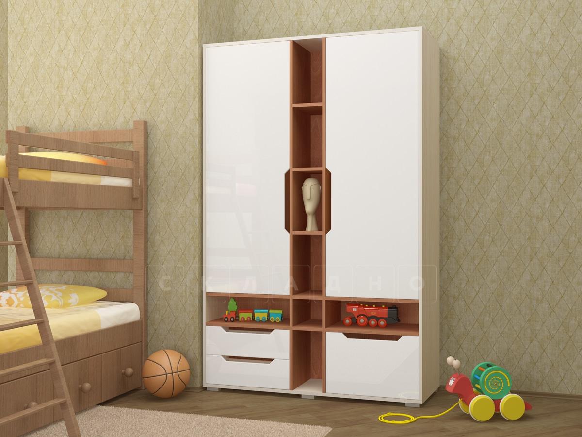 Шкаф в детскую Робинзон фото 9 | интернет-магазин Складно