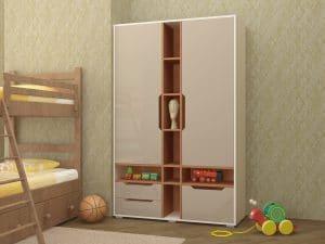 Шкаф в детскую Робинзон 13830 рублей, фото 10 | интернет-магазин Складно