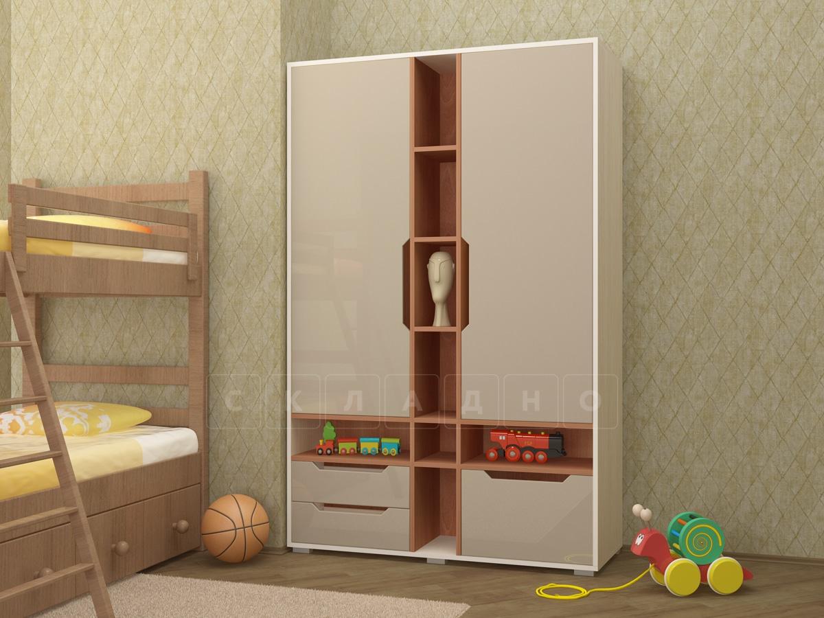 Шкаф в детскую Робинзон фото 10 | интернет-магазин Складно
