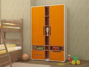 Шкаф в детскую Робинзон 13830 рублей, фото 2 | интернет-магазин Складно