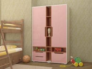 Шкаф в детскую Робинзон 13830 рублей, фото 3 | интернет-магазин Складно