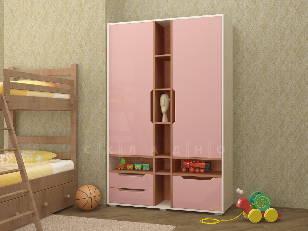 Шкаф в детскую Робинзон фото 3 | интернет-магазин Складно