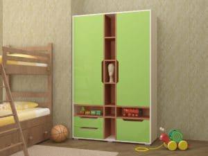 Шкаф в детскую Робинзон 13830 рублей, фото 4 | интернет-магазин Складно