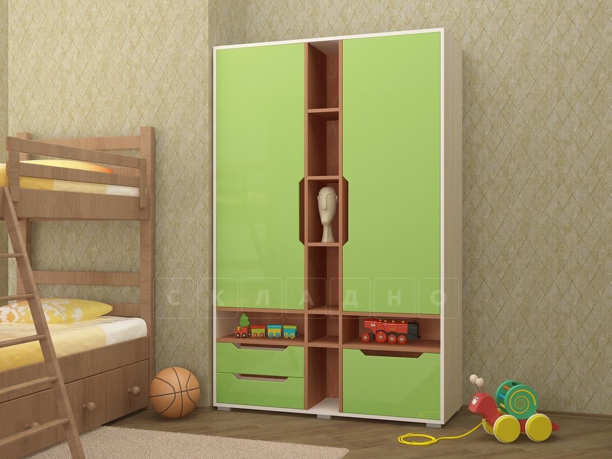Шкаф в детскую Робинзон фото 4 | интернет-магазин Складно