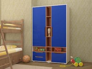 Шкаф в детскую Робинзон 13830 рублей, фото 5 | интернет-магазин Складно