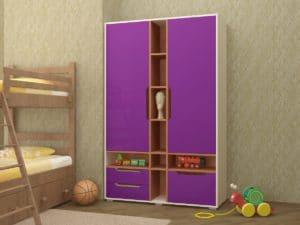 Шкаф в детскую Робинзон 13830 рублей, фото 6 | интернет-магазин Складно