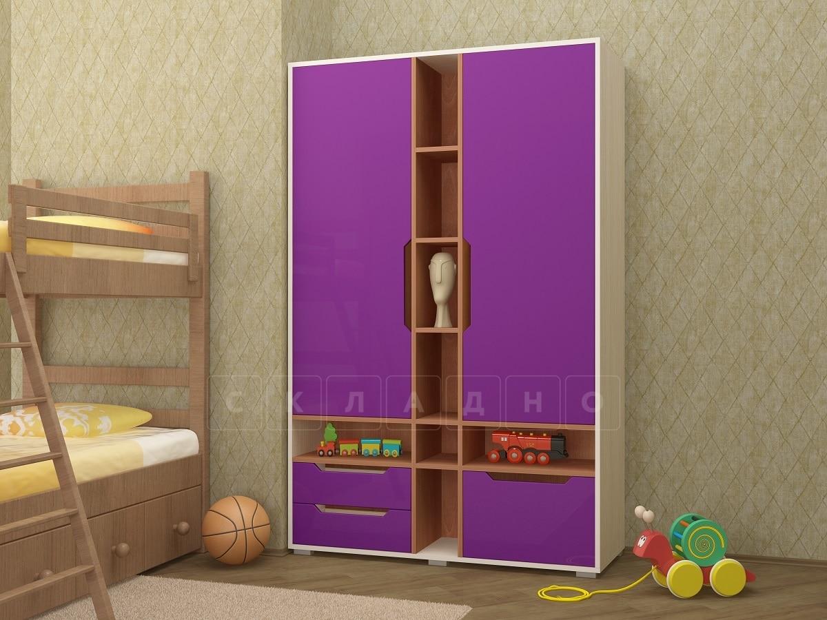 Шкаф в детскую Робинзон фото 6 | интернет-магазин Складно