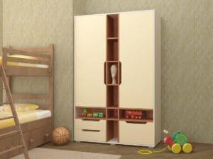 Шкаф в детскую Робинзон 13830 рублей, фото 7 | интернет-магазин Складно