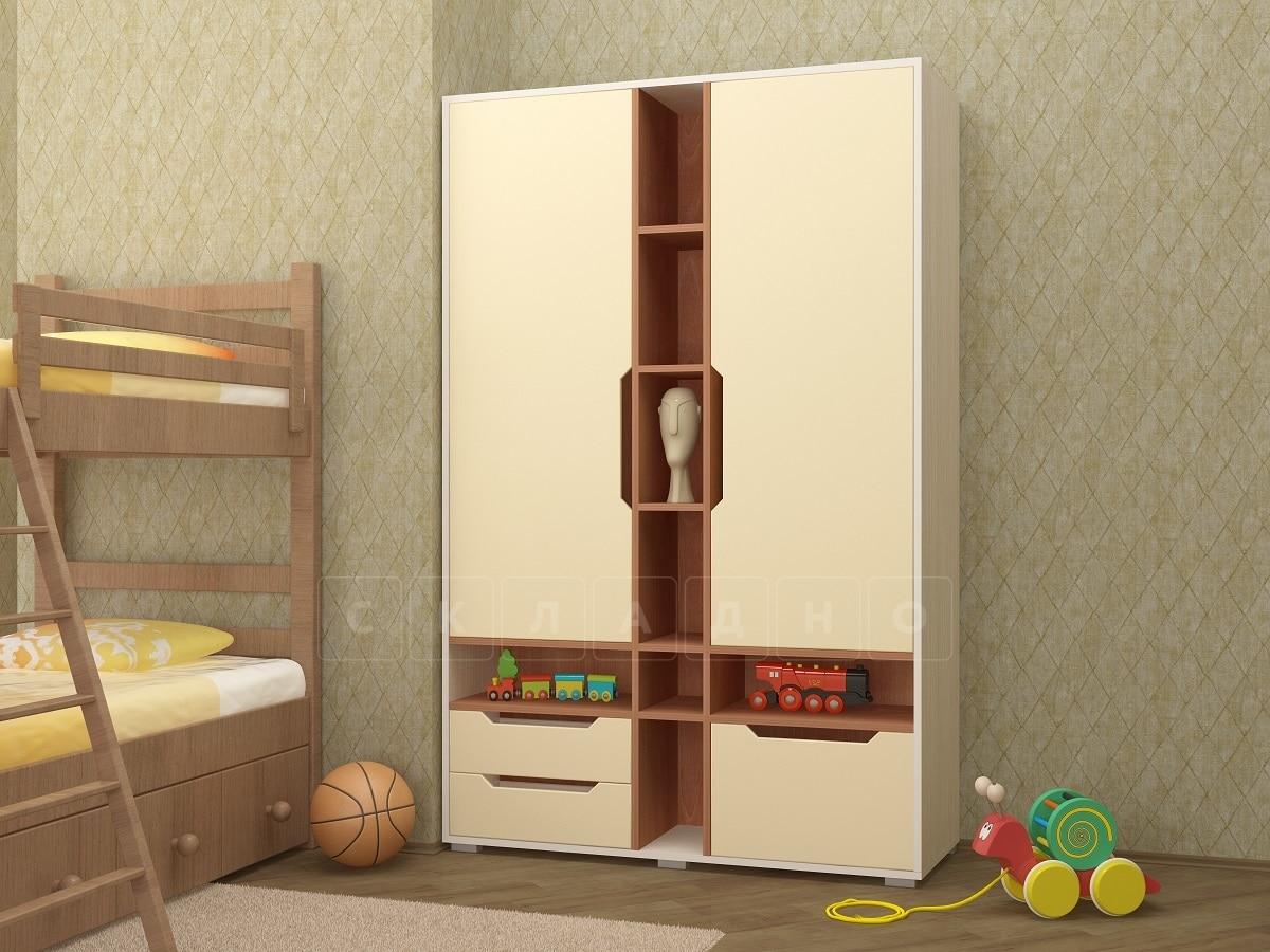 Шкаф в детскую Робинзон фото 7 | интернет-магазин Складно