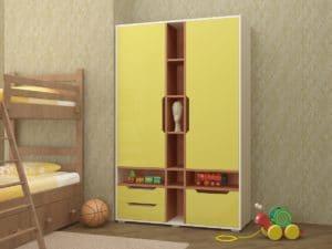 Шкаф в детскую Робинзон 13830 рублей, фото 8 | интернет-магазин Складно