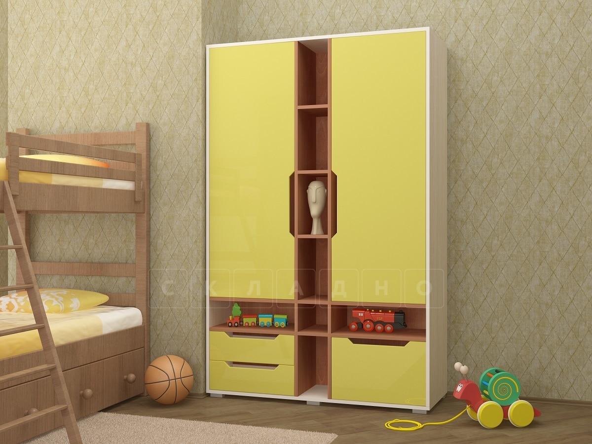 Шкаф в детскую Робинзон фото 8 | интернет-магазин Складно
