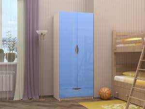 Шкаф в детскую Бемби-3 9710 рублей, фото 4 | интернет-магазин Складно
