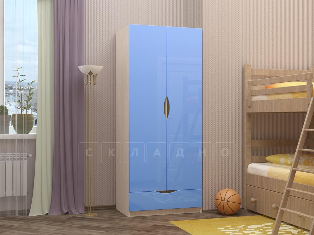 Шкаф в детскую Бемби-3 фото 4 | интернет-магазин Складно
