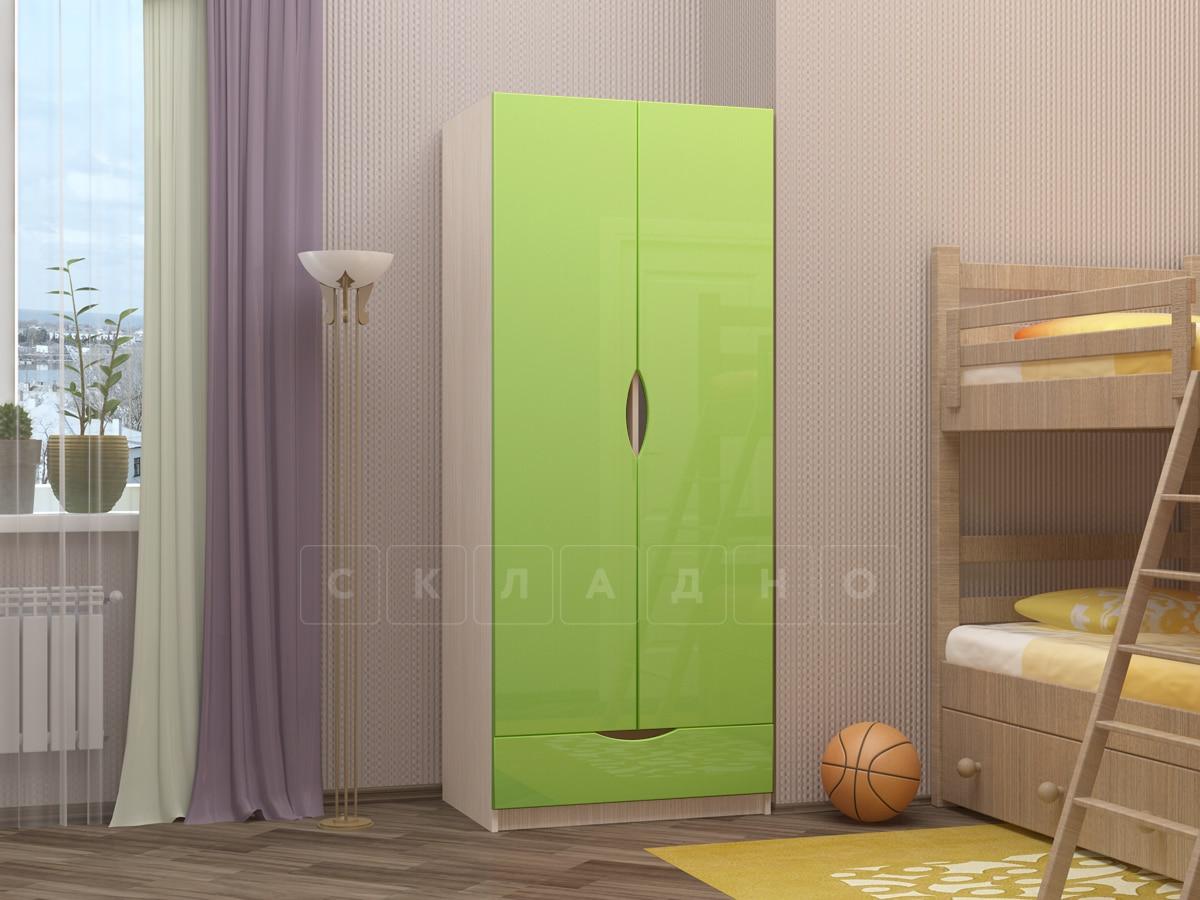 Шкаф в детскую Бемби-3 фото 5 | интернет-магазин Складно