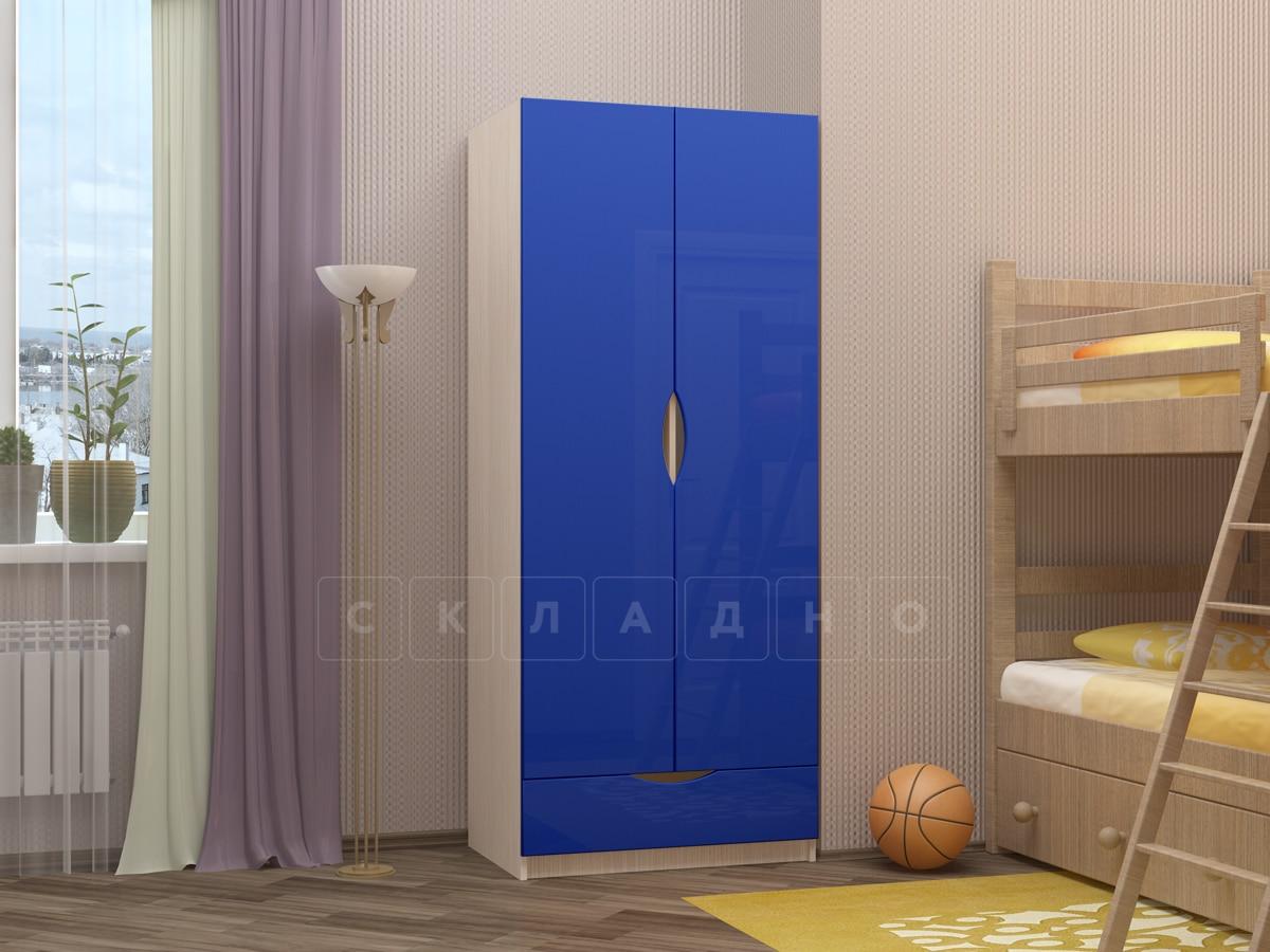 Шкаф в детскую Бемби-3 фото 6 | интернет-магазин Складно