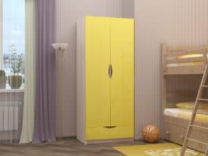Шкаф в детскую Бемби-3 9710 рублей, фото 9 | интернет-магазин Складно