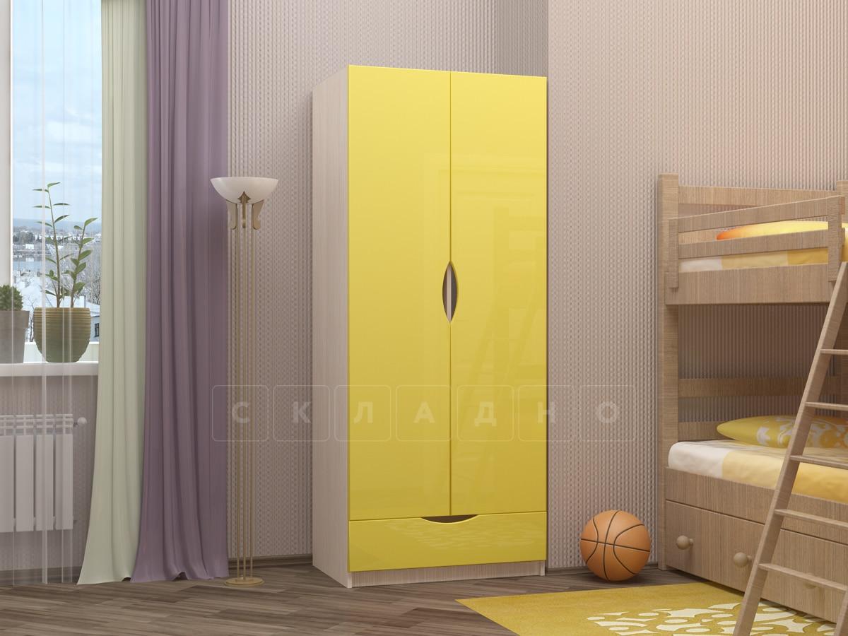 Шкаф в детскую Бемби-3 фото 9 | интернет-магазин Складно