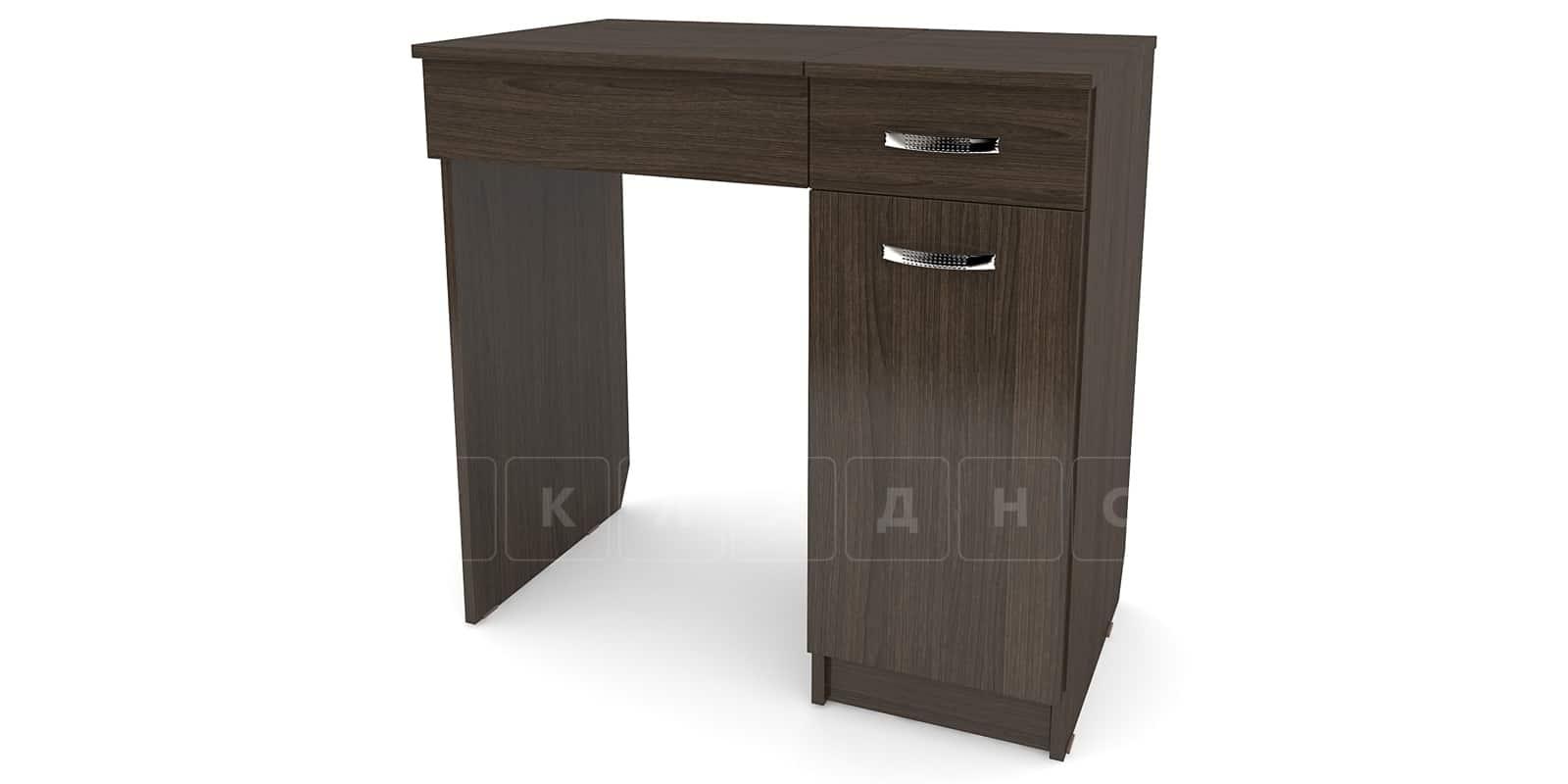 Туалетный столик портофино с дверцей правый фото 2 | интернет-магазин Складно