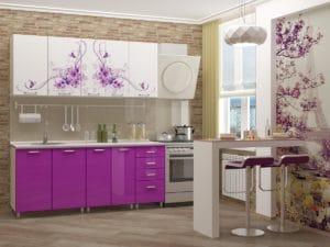 Кухня с фотопечатью Вдохновение 1,8 м 22590 рублей, фото 2 | интернет-магазин Складно