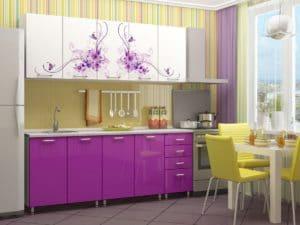 Кухня с фотопечатью Вдохновение 2,0м 21280 рублей, фото 2 | интернет-магазин Складно