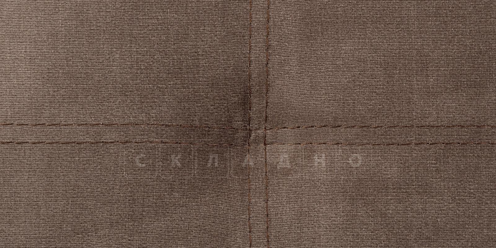 Диван Атланта вельвет светло-коричневый фото 7 | интернет-магазин Складно