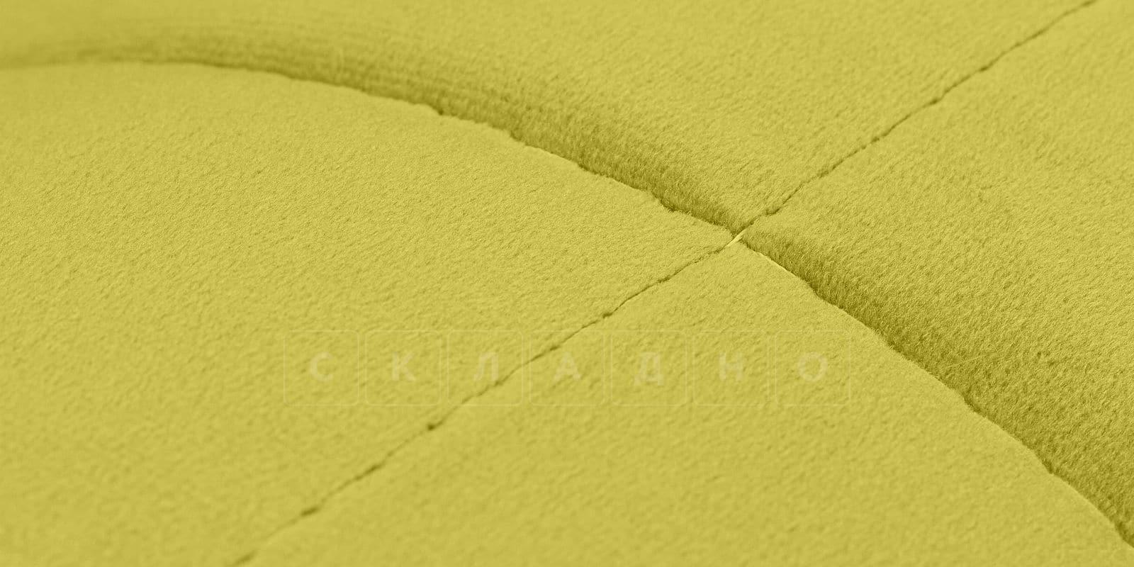 Диван Мадрид велюр оливковый фото 7 | интернет-магазин Складно
