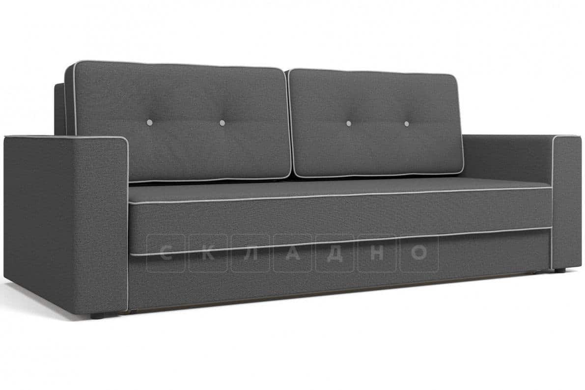 Диван Орландо темно-серый фото 1 | интернет-магазин Складно